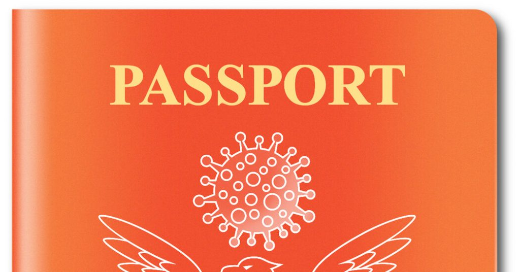 Governments and Businesses Around The World Planning COVID-19 Immunity and Vaccine Passports 1 04Vaccinepassport illo facebookJumbo 1